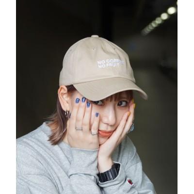 SAC'S BAR / 【FRUIT OF THE LOOM/フルーツオブザルーム】x NO COFFEE LOW CAP WOMEN 帽子 > キャップ
