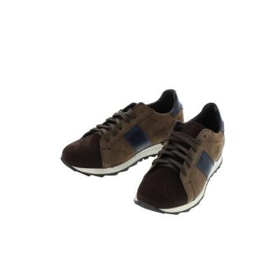 TAKA-Q / アラウンドザシューズ/around the shoes MADE IN ITALY スエード コンビネーションスニーカー MEN シューズ > スニーカー