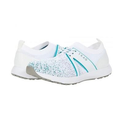 TRAQ by Alegria レディース 女性用 シューズ 靴 スニーカー 運動靴 Qool - White Multi