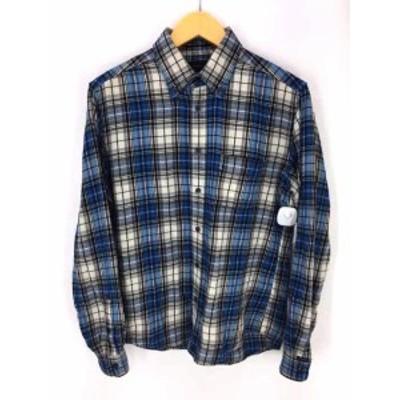 ディーゼル DIESEL ワークシャツ サイズimport:S メンズ 【中古】【ブランド古着バズストア】