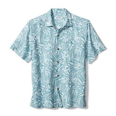 トッミーバハマ メンズ シャツ トップス La Playa Fronds Short-Sleeve Woven Shirt