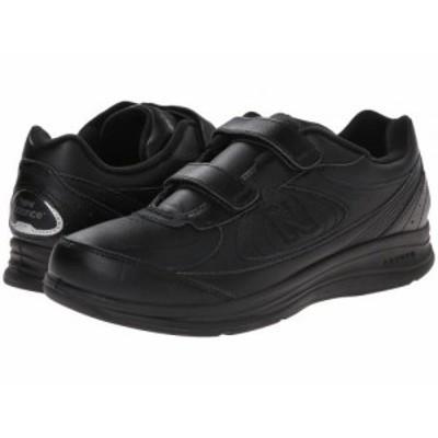 New Balance ニューバランス メンズ 男性用 シューズ 靴 スニーカー 運動靴 Hook and Loop 577 Black【送料無料】