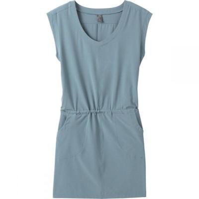 プラーナ Prana レディース ワンピース ワンピース・ドレス Norma Dress Smoky Blue