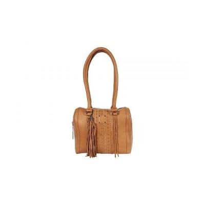 STS Ranchwear レディース 女性用 バッグ 鞄 ハンドバッグ サッチェル Marlowe Satchel - Caramel