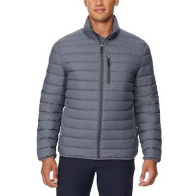 32ディグリー メンズ ジャケット&ブルゾン アウター Men's Down Packable Jacket Shadow Melange