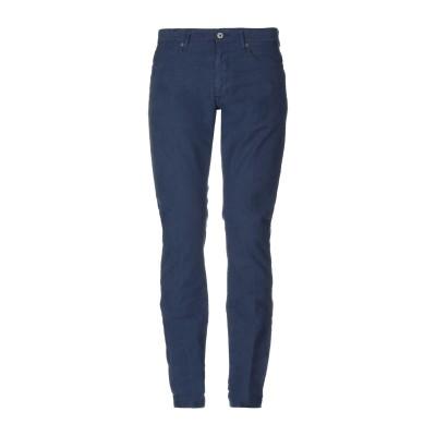 インコテックス INCOTEX パンツ ブルー 34 コットン 98% / ポリウレタン 2% パンツ