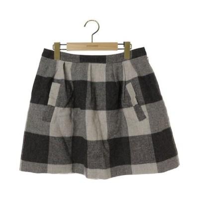 スカート チェック柄スカート