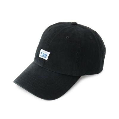 SHOO・LA・RUE/シューラルー 【Lee】コットンツイルローキャップ ブラック(019) 00