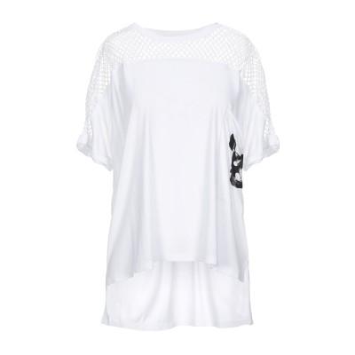 ファイブプレビュー 5PREVIEW T シャツ ホワイト XS レーヨン 100% / コットン T シャツ