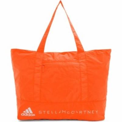 アディダス adidas by Stella McCartney レディース トートバッグ バッグ orange packable travel tote Solar orange