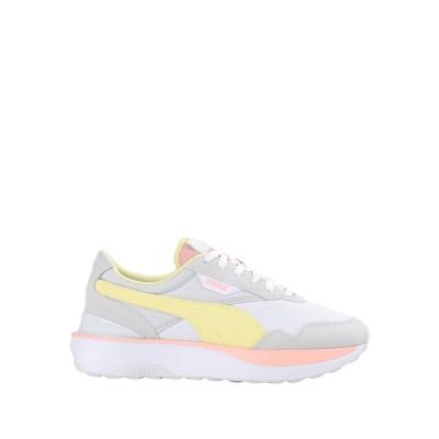 プーマ PUMA スニーカー&テニスシューズ(ローカット) ライトグレー 5 紡績繊維 / 革 スニーカー&テニスシューズ(ローカット)