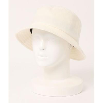 OVERRIDE / 【OVERRIDE】PILE BUCKET HAT MEN 帽子 > ハット