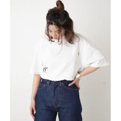 【COB MASTER(コブマスター)】山ポケット&刺繍Tシャツ