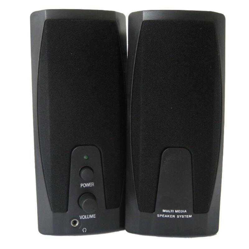 2.0聲道多媒體電腦喇叭240W 音響SP101音箱【DD476】