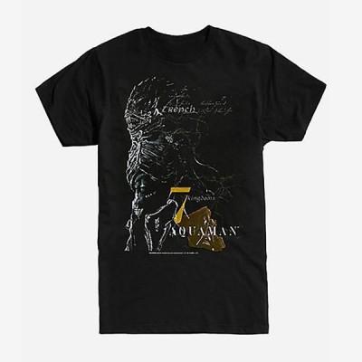 アクアマン Tシャツ DCコミック グッズ 半袖 レディース メンズ