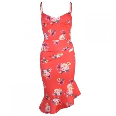 ジェシカ ライト Jessica Wright レディース ワンピース ワンピース・ドレス Sistaglam Sibelli Multi Floral Cami Dress FLORAL PRINT