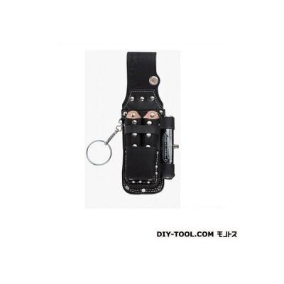 極匠 黒革ハッカー+ミゼットカッター差し 300mm GK-HAS 1
