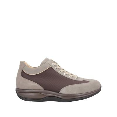ECOSANIT スニーカー&テニスシューズ(ローカット) カーキ 44 革 / 紡績繊維 スニーカー&テニスシューズ(ローカット)