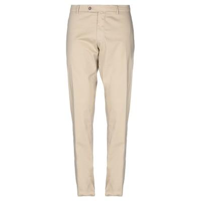 ベルウィッチ BERWICH パンツ ベージュ 44 コットン 85% / シルク 11% / ポリウレタン 4% パンツ