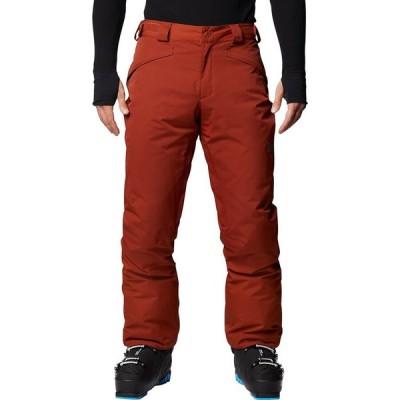 (取寄)マウンテンハードウェア 2 インサレーテッド パンツ - メンズ Mountain Hardwear Firefall 2 Insulated Pant - Men's Rusted