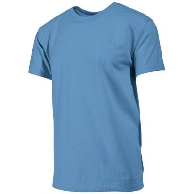 チャンピオン Tシャツ トップス メンズ Men's Cotton Jersey T-Shirt Swiss Blue