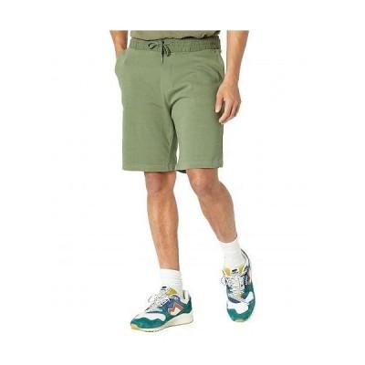 """Threads 4 Thought スレッドフォーソート メンズ 男性用 ファッション ショートパンツ 短パン Kailen 9"""" Knit Shorts - Army"""
