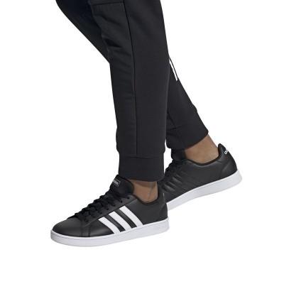 送料無料!アディダス adidas スニーカー メンズ・ユニセックス AJP-EE7900 GRANDCOURT BASE (EE7900)コアブラック/ランニングホワイト/ランニングホワイト  22.0~29.0cm レディース レディス ジュニア 靴 シューズ(27.0)