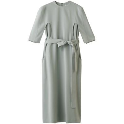 AKIRANAKA アキラナカ Carole ドレス レディース グレー 1