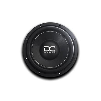 【新品】DCオーディオ レベル1 10インチ 4オーム デュアルボイスコイル サブウーファー 300/600ワット