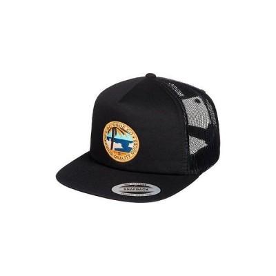 DC シューズ メンズ Mucker Trucker Hat - ブラック (KVJ0)