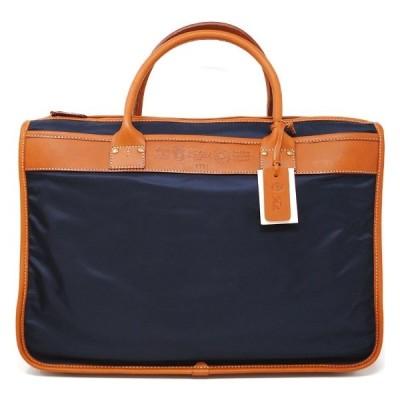 鞄 ブリーフケース メンズ フェリージ(Felisi) ナイロン 29×39×10cm ネイビー色 BF881731DS0045