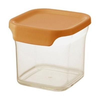 キャニスター/保存容器 Mサイズ イエロー 容量:630ml 『リベラリスタ』 代引不可 生活用品 インテリア 雑貨 キッチン 食器[▲][TP]