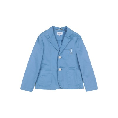 ALETTA テーラードジャケット アジュールブルー 6 コットン 97% / ポリウレタン 3% テーラードジャケット