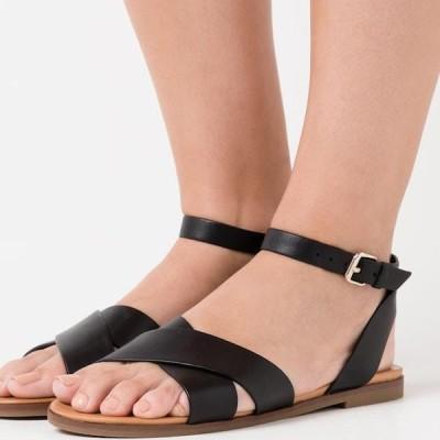 アルド レディース サンダル WIALIA - Sandals - black