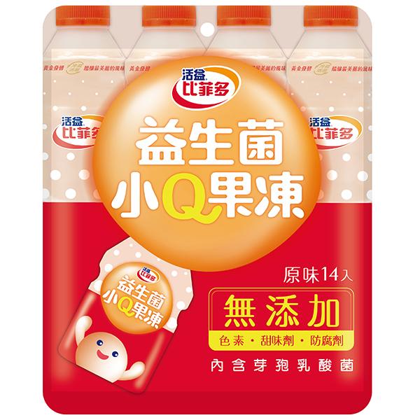 比菲多益生菌小Q果凍(原味)280g