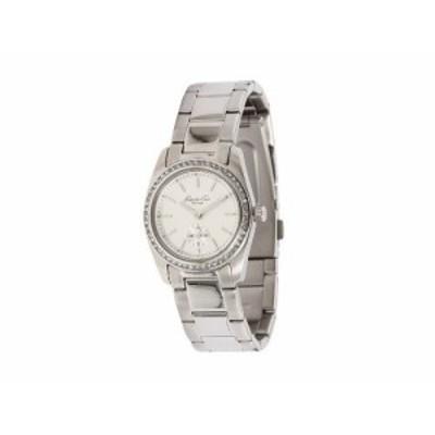 Kenneth Cole New YorkブレスレットCollectionシルバートーンダイヤルレディース腕時計# kc4790