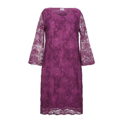 リュー ジョー LIU •JO ミニワンピース&ドレス パープル 42 ナイロン 100% ミニワンピース&ドレス
