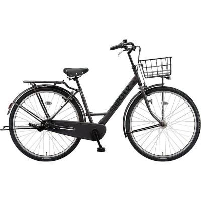 【防犯登録サービス中】送料無料 ブリヂストン 自転車 ステップクル-ズ ST60T T.Xクロツヤケシ