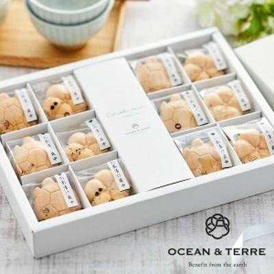 引き出物 結婚式 内祝い OCEAN&TERRE お茶漬け最中セット 12個入り / 引出物 出産 結婚 快気内祝い 新築内祝い