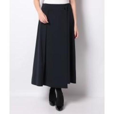 Leilian(レリアン)フレアロングスカート