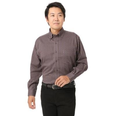 ボタンダウンカジュアルシャツ【NON IRON】