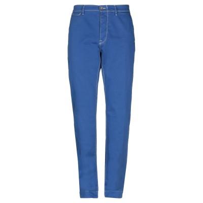 ジェッカーソン JECKERSON パンツ ブルー 34 コットン 98% / ポリウレタン 2% パンツ