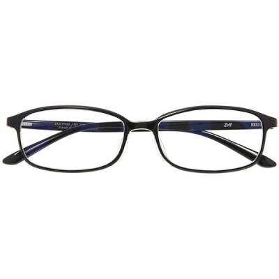 スクエア型 PCメガネ|Zoff PC REGULAR TYPE(ブルーライトカット率約35%)|ゾフ PC 透明レンズ パソコン用メガネ PCめがね