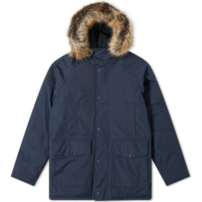 バブアー Barbour メンズ コート アウター gremble waterproof parka Navy