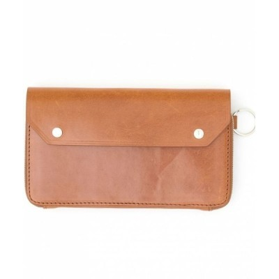 UNBY GENERAL GOODS STORE / AS2OV (アッソブ) OILED ANTIQUE LEATHER LONG WALLET 長財布 MEN 財布/小物 > 財布