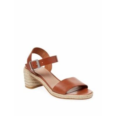 アレックス+アレックス レディース シューズ サンダル Leather Block Heel Sandal