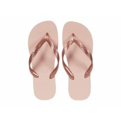 Havaianas ハワイアナス レディース 女性用 シューズ 靴 サンダル Top Tiras Flip-Flops Ballet Rose【送料無料】
