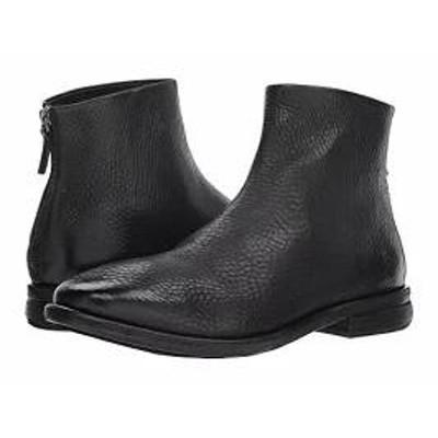 Marsell メンズシューズ Marsell Listolo Back Zip Boot Black