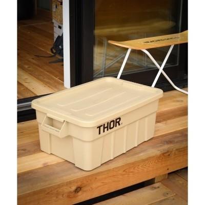 収納ボックス Thor / ソー Large Totes With Lid 53L