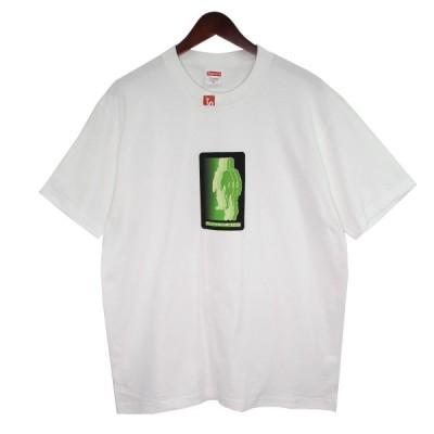 【2月1日値下】SUPREME 20AW Blur Tee ブラーTシャツ ホワイト サイズ:M (吉祥寺店)